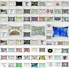 Rectangle Geometric Pillows Case Throw Pillow Cushions Cover