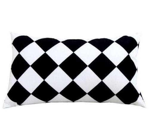 Rectangle Pillow Cover Decor