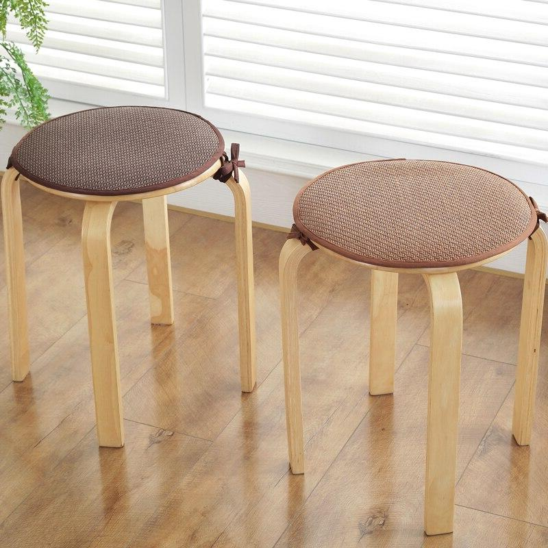 Round Weave Rattan Chair Chairs Pastoral Seat Sofa