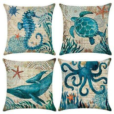 Throw Pillows Animal Cushion Home Decor