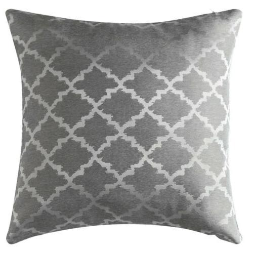 Set of Geometric Throw Pillow Sofa Cover Home Deco