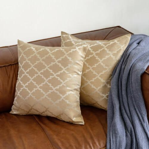Geometric Throw Sofa Waist Cushion Home Deco