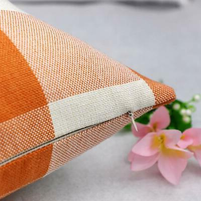 4TH 2 Orange And Pillow Covers