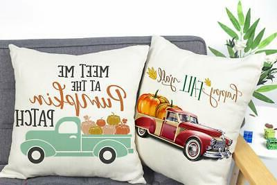 4TH 4 Pillow Covers