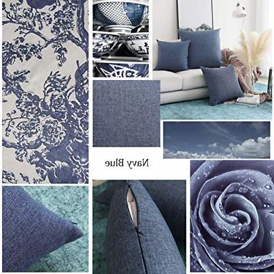 Home of 4 Lined Linen Decorative Decoration