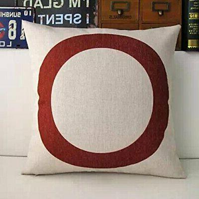 4TH Emotion Set 4 Pillow Cover Day Decorative