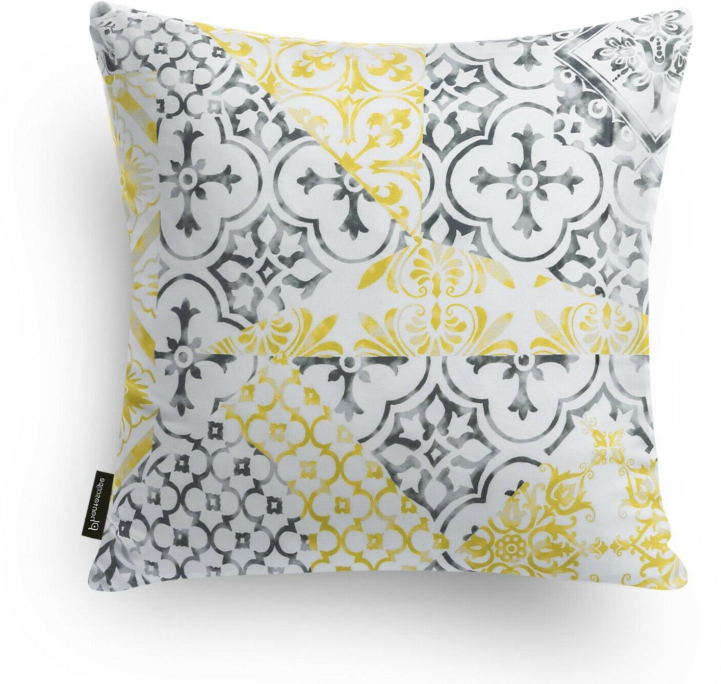Phantoscope Set New Living Yellow And Pillow