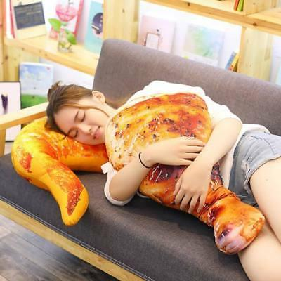 simulational stuffed food grilled chicken leg shape