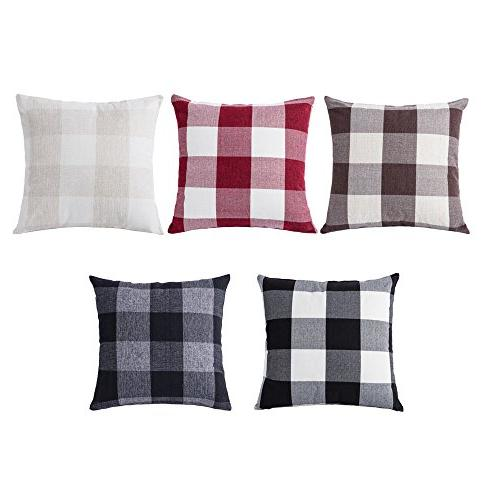 soft soild decorative square throw