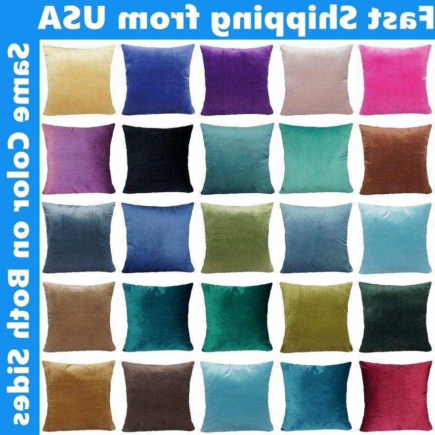 Soft Color COVER Sofa Cushion