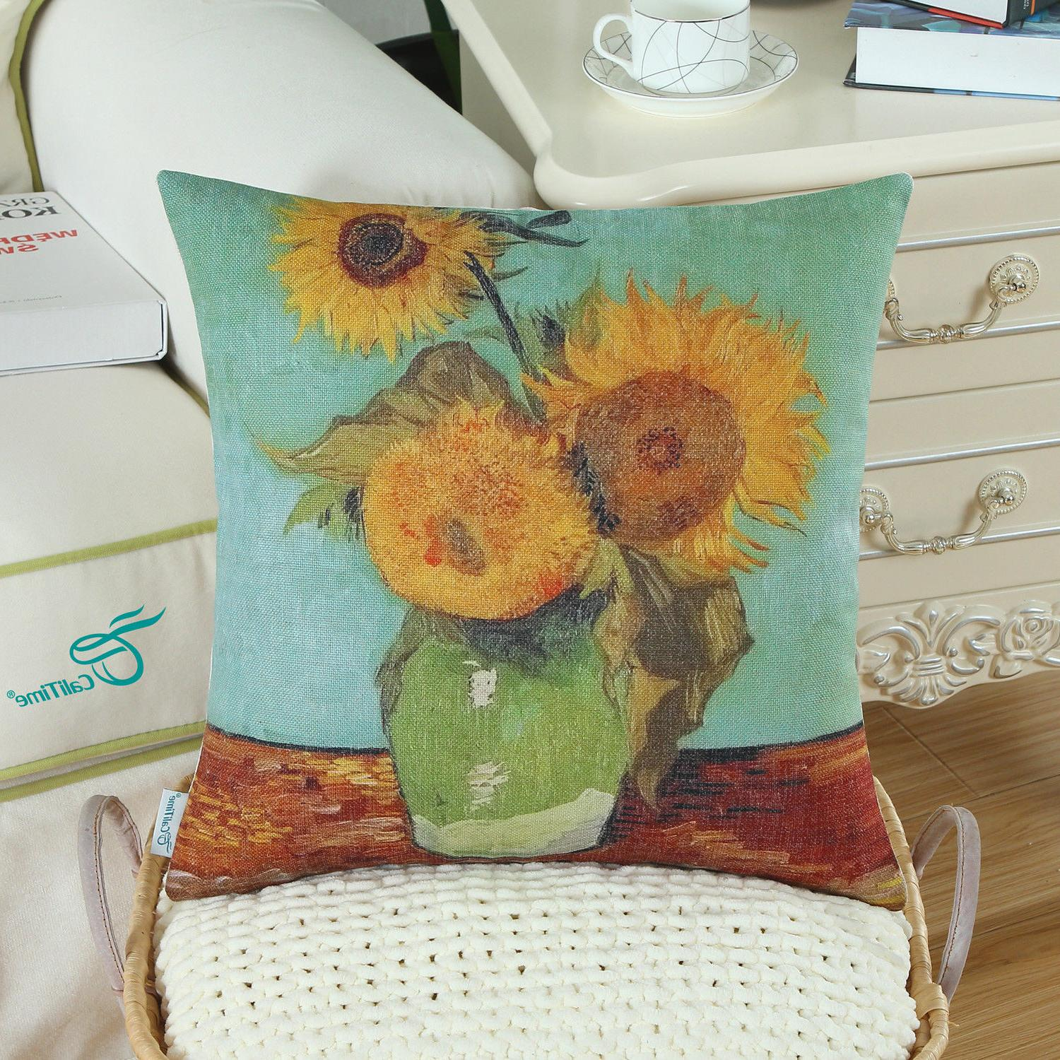 Square Cushion Cover Throw Picture X 18 Inches