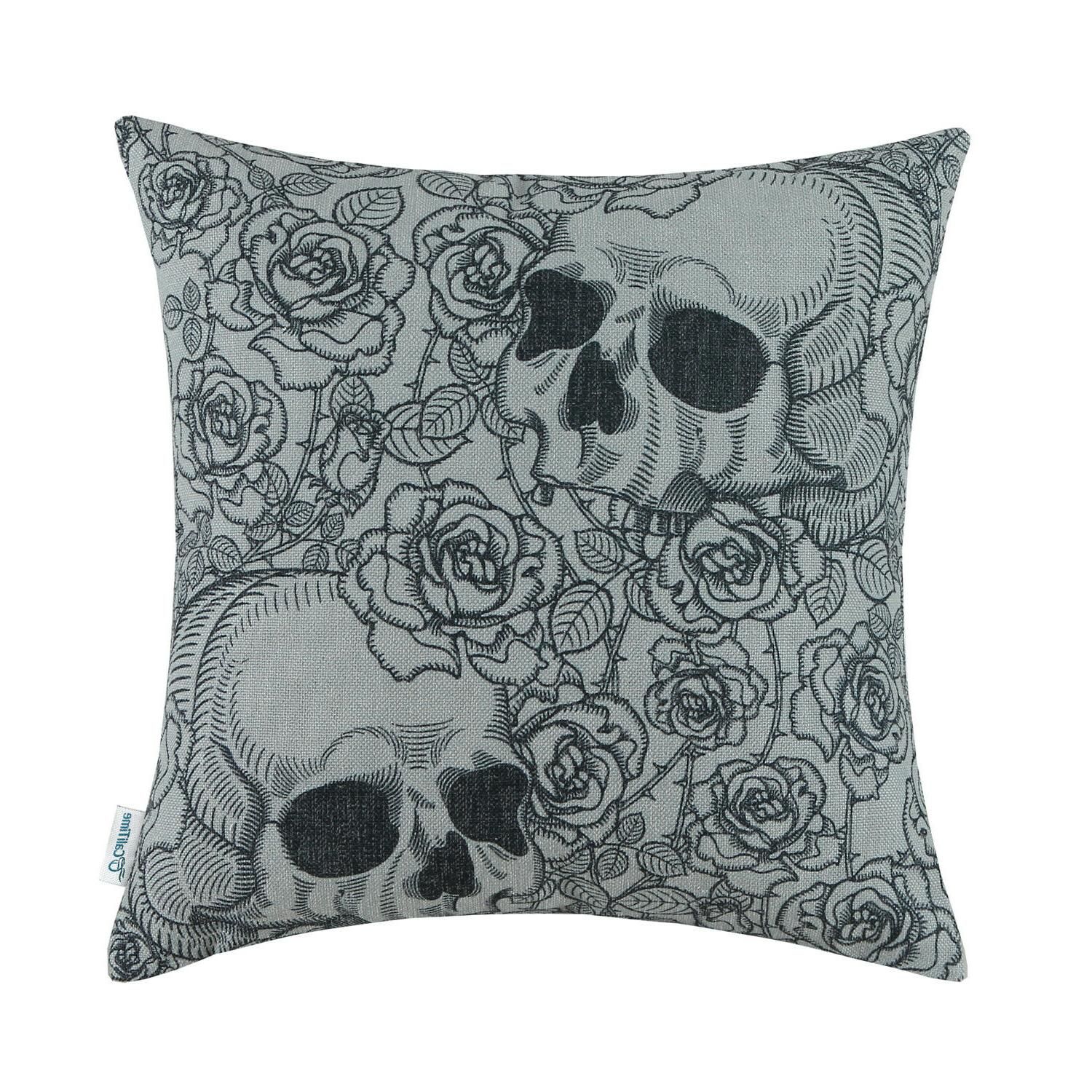 Throw Pillow Cases Florals