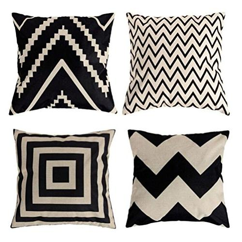 square decorative throw pillows cushion