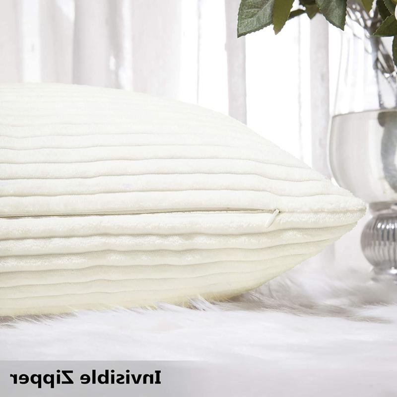 Home Corduroy Sham Couch