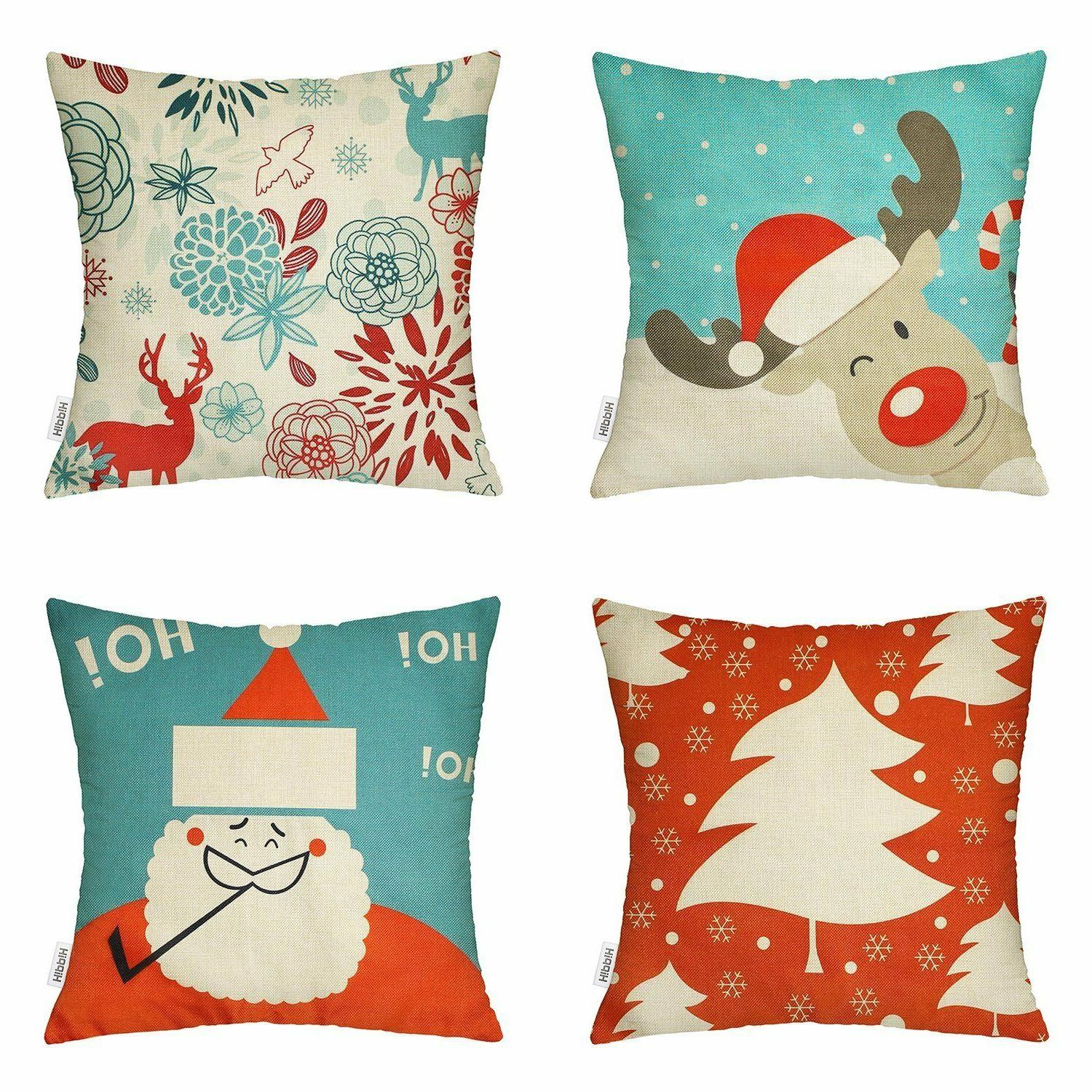Throw Pillow Covers 18x18 Pillow Cases Outdoor