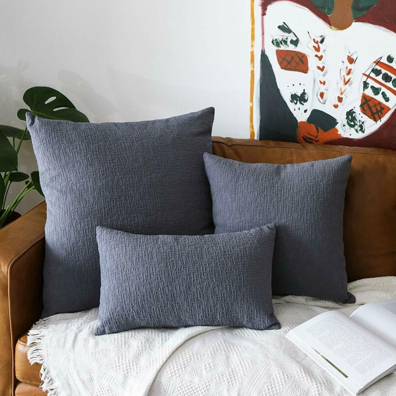Kevin Textile Throw Pillow Covers Velvet Accent Pillows Cove