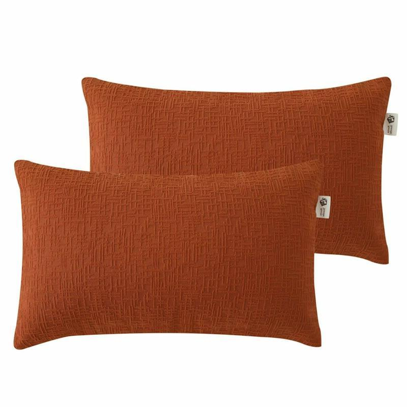 Kevin Textile Throw Pillows Cover, Covers for Chair/Sofa/Bed/Car,