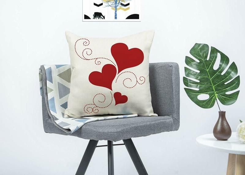 4TH Throw Pillow Inch