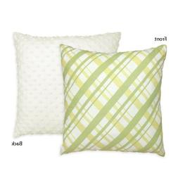 Leap Frog Decorative Accent Throw Pillow by Sweet Jojo Desig