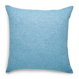 Solino Home 100% Pure Linen Pillow Cover Case Athena, Linen