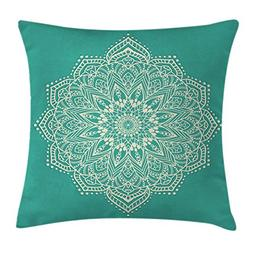 Ambesonne Mandala Decor Throw Pillow Cushion Cover by, East