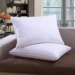 Microfiber Pillows,Emolli Bedding Super Pillow Dust Mite Res