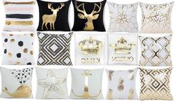 Modern Decorative Throw Pillow Covers Cushion Cover Multi Co
