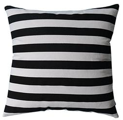 LivebyCare Multi-Sized Both Sides Striped Printed Cushion Co