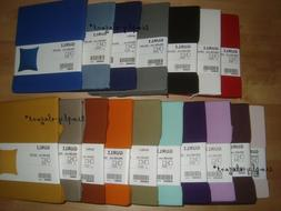 "IKEA GURLI CUSHION COVER 20 x 20"" Solid Vibrant Colors 100%"