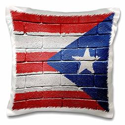 3dRose pc_156970_1 National Flag Of Puerto Rico Painted onto