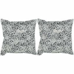Safavieh Pillow Collection Throw Pillows, 20 by 20-Inch, Sat