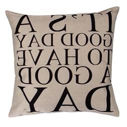 Pillow Cover, Jujunx Fashion Throw Pillow Cases Cafe Sofa Cu