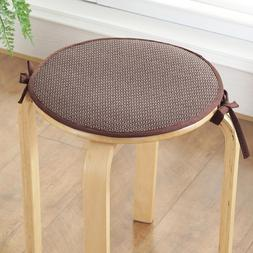 Round Weave Rattan Mat Chair Cushion For Dining Chairs Pasto