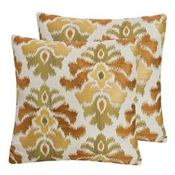 Pack of 2 Simpledecor Accent Pillow Covers Sofa Pillow Cases