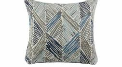 sofa throw pillows arrow winter collection geometric