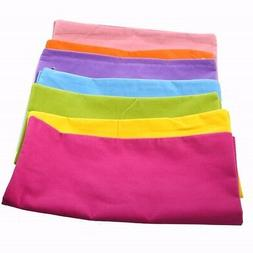 Solid Candy Color Velvet Decorative Throw Pillow Case Cushio