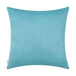 CaliTime Solid Throw Cushion Pillows Case Shells Covers Deco
