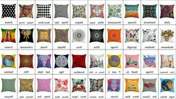 special design decorative square throw pillow covers