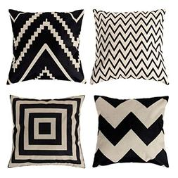 ULOVE LOVE YOURSELF Square Decorative Throw Pillows Cushion