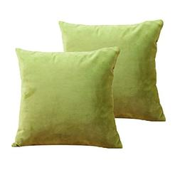 sykting Square Throw Cushion Covers Pillow Cases Decorative
