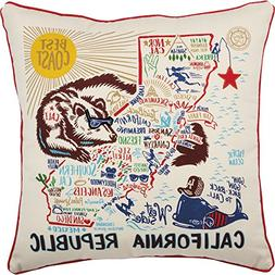 Primitives By Kathy State Decorative Pillow, Size One Size -