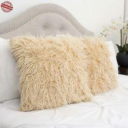 Sweet Home Collection Decorative Throw Pillows Set of 2 Mong