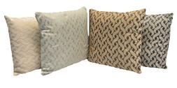 "Swivel Oversized Decorative Throw Pillow Linen Cushion 20""X2"