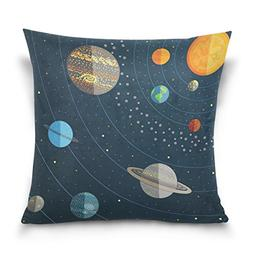 ALAZA Throw Pillow Case Decorative Cushion Covers Square Pil