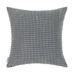 CaliTime Cozy Throw Pillow Cover Case for Couch Sofa Bed Com