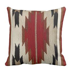 Emvency Throw Pillow Cover Colorful Patterns 1 Tribal Native