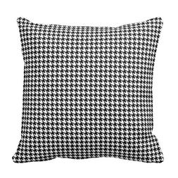 Emvency Throw Pillow Cover Cute Preppy Houndstooth Pattern B