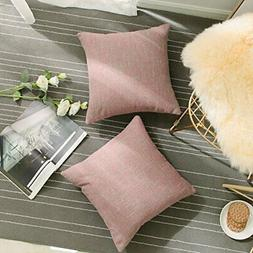 """Home Brilliant Throw Pillows 2 Pack Cover Valentines 18"""" x 1"""