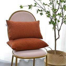 Kevin Textile Throw Pillows Cover, Cushion Covers for Chair/