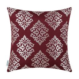 Throw Pillows Covers Cases Pillow Shells Sofa Vintage Damask